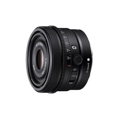 image Sony SEL50F25G | Monture E - Objectif Plein Format FE 50mm f/2.5 G