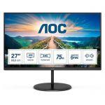 "image produit AOC V4 Q27V4EA LED Display 68,6 cm (27"") 2560 x 1440 Pixels 2K Ultra HD Noir"