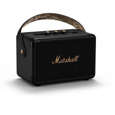 image Marshall Kilburn II Enceinte Bluetooth Portatif - Black & Brass
