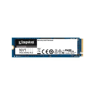 image Kingston NV1 NVMe PCIe SSD 500GB M.2 2280 - SNVS/500G