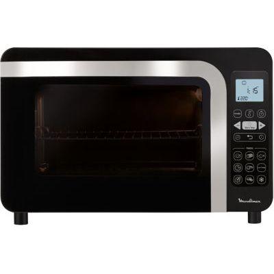 image MoulinexDelicio Tactile Four 39 L, 6modes de cuisson, 9programmes automatiques, 240° C, Performant, Précis, Cuisson homogène, Cuisson basse température, Facile à nettoyer OX286810