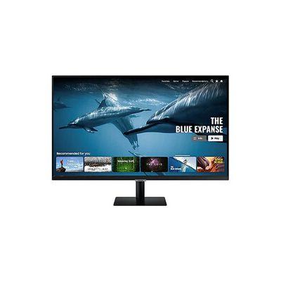 """image Smart Monitor M5 32'', Dalle VA 32"""", Résolution FHD (1920 x 1080), HDR10, Tizen, Smart Hub, noir"""