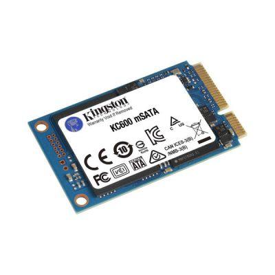 image Kingston KC600 SSD 1024Go SATA3 mSATA - SKC600MS/1024G