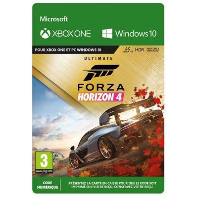 image Forza Horizon 4 Ultimate Edition - Jeu Xbox One à télécharger
