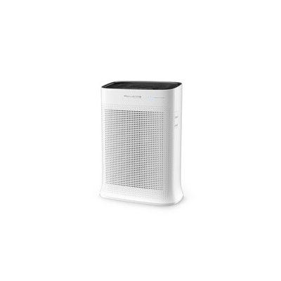image Rowenta Pure Air PU3030 Purificateur d'air jusqu'à 120 m2, filtration allergènes et particules, mode jour et nuit, arrêt automatique, programmable et indicateur de changement de filtre