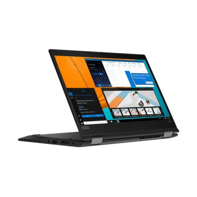 "image Lenovo ThinkPad X13 Gen 1 Ordinateur Portable Convertible et Tactile 13.3"" FHD (Intel Core i5-10210U, 16 Go RAM, 512 Go SSD, Windows 10 Pro, Noir)"
