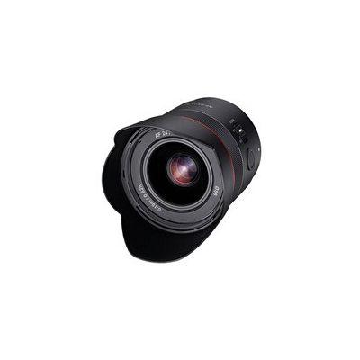 image Samyang Objectif AF 24 mm F1.8 Sony FE Tiny But Landscape Master - Autofocus Plein Format et APS-C Grand Angle à Distance Fixe pour Sony E, FE, E-Mount pour Sony Alpha A9 A7 A7c A6000 A5000 Nex