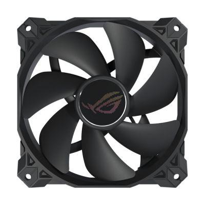 image ASUS ROG STRIX XF 120 Ventilateur PWM silencieux à quatre broches pour boitiers PC, radiateurs ou refroidisseurs CPU (120mm)