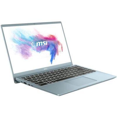 image PC Portable - MSI Modern 14 B11SB-050FR - 14- FHD  - Core i7-1165G7 - RAM 16Go - Stockage 512Go SSD - MX 450 - Win 10 - AZERTY