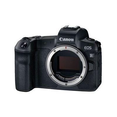 image Appareil photo hybride Canon EOS R Nu