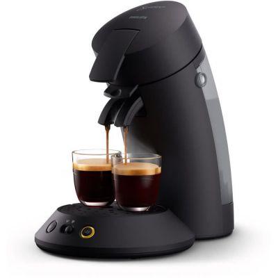 image Philips CSA210/61 machine à café dosettes SENSEO Original+, Noir