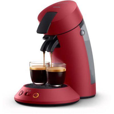 image Philips Senseo CSA210/91 machine à café dosettes Original+, Rouge