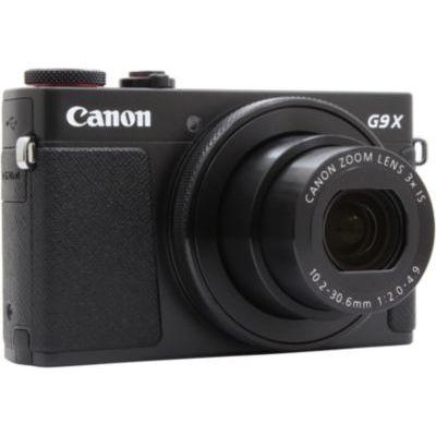 image Canon - Powershot G9 X Mark II - Appareil photo numérique compact - Noir