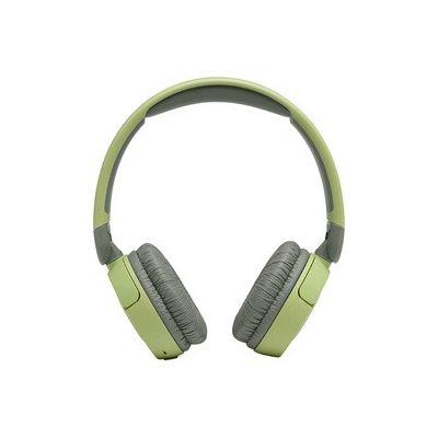 image Casque sans fil JBL JR310BT avec micro pour enfants – Avec volume limité à 85 dB – Autonomie de 30 hrs – Vert