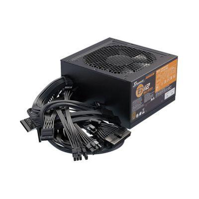 image Seasonic B12 BC unité d'alimentation d'énergie 850 W 20+4 pin ATX ATX Noir