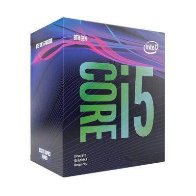 image Processeur  Intel Core i5-9500F (3.0 GHz)