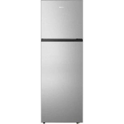 image Hisense RT327N4ADF - Réfrigérateur Congélateur Haut - Total No Frost - 251L (199+52) - L55 cm x 167.6 cm - Silver