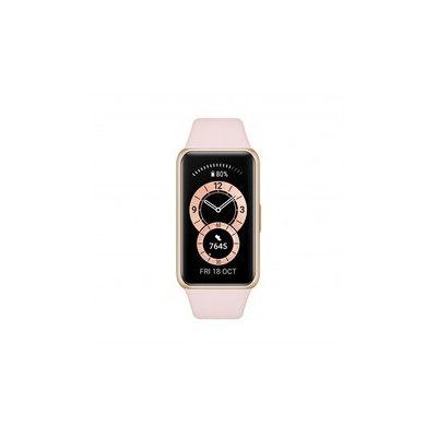 image Huawei Band 6 - Fitness Tracker Sakura Pink