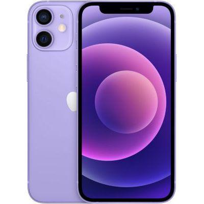 image Nouveau Apple iPhone 12 256Go Mauve - 5G