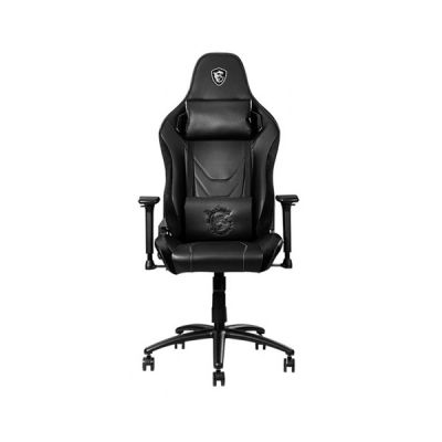 image MSI Chaise Gaming, Mousse, Noir, 124 x 70 x 57 (cm)