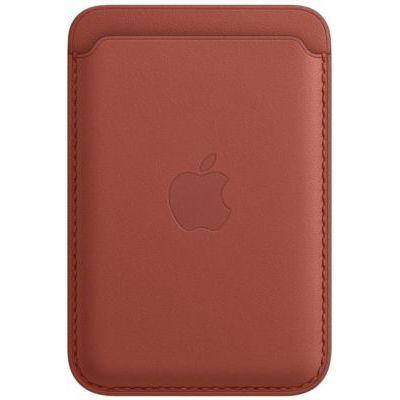 image Apple Porte-Cartes en Cuir avec MagSafe (pour iPhone) - Arizona