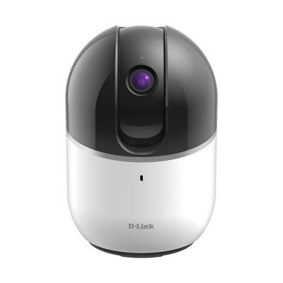 image D-Link DCS-8515LH Caméra mydlink HD Wi-Fi Motorisée - HD 720p - Zoom Numérique x4 - LEDs infrarouge 5m - Microphone et Haut Parleur intégrés - Support mydlink APP