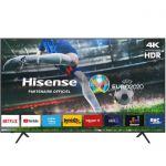 image produit HISENSE 75A7100F - TV LED UHD 4K - 75- (190cm) - Ecran sans bord - Smart TV - Dolby Audio - 3 x HDMI - 2 x USB