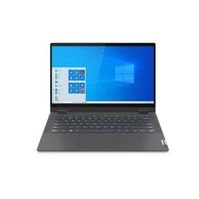image Lenovo IdeaPad Flex 5i 14ITL05 Ordinateur Portable Convertible et Tactile 14'' FHD Gris graphite (Intel Core i5 11e gén, RAM 16Go, SSD 512Go, Intel Iris Xe Graphics, W10) - Clavier AZERTY rétroéclairé