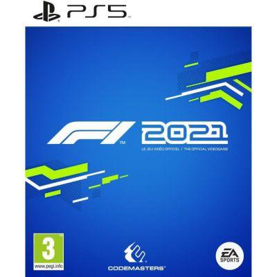 image Jeu F1 (2021) sur Playstation 5 (PS5)