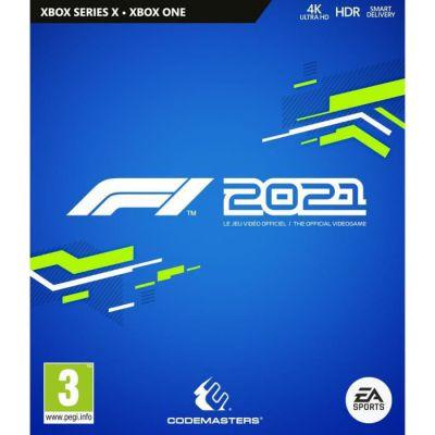 image Jeu F1 (2021) sur Xbox One et Xbox Series X