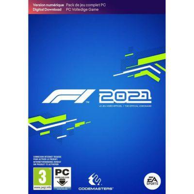 image Jeu F1 (2021) sur PC (Code dans la Boîte)