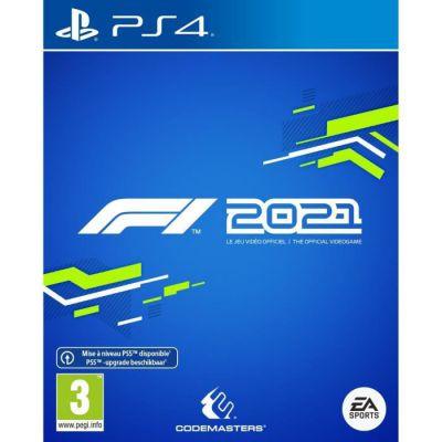 image Jeu F1 (2021) sur Playstation 4 (PS4)