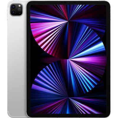 image Apple iPad Pro 11 pouces (2021) WiFi + Cellulaire 5G - 128Go - Argent