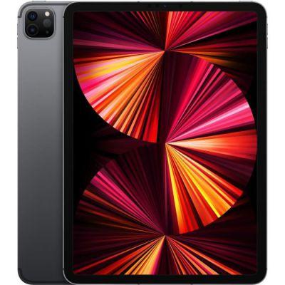 image Apple iPad Pro 11 pouces (2021) WiFi + Cellulaire 5G - 256Go - Gris Sidéral