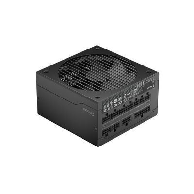 image Fractal Design ION+ 760W Platinum unité d'alimentation d'énergie 750 W 24-pin ATX ATX Noir