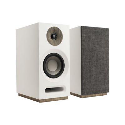 image Jamo S 803 160W Blanc Haut-Parleur - Hauts-parleurs (avec Fil, 160 W, 57-26000 Hz, 8 Ohm, Blanc)