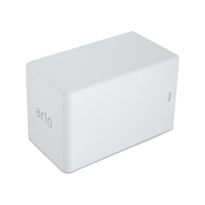 image Arlo Accessoire Pro 3 et Arlo Ultra, Batterie additionnelle et sa housse Blanche VMA5410-10000S