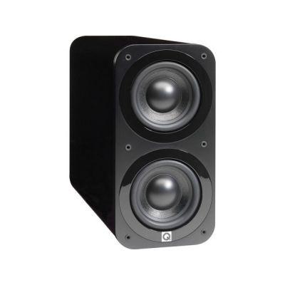 image Q.Acoustics QA3076 Caisson de Grave pour Tous appareils Noir