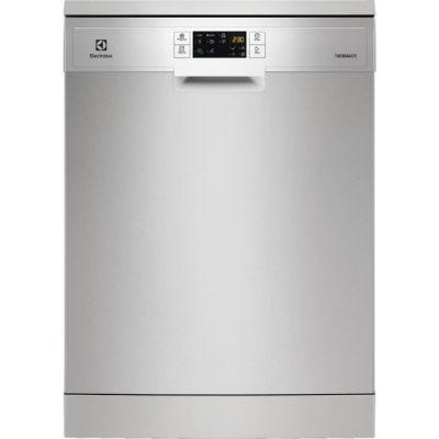 image Lave-vaisselle pose libre ELECTROLUX ESF9515LOX - 14 couverts - Moteur induction - Largeur 60cm - 49 dB - Inox