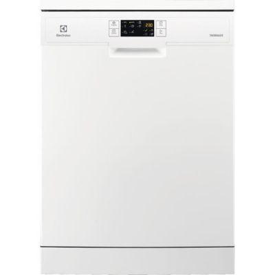 image Lave-vaisselle pose libre ELECTROLUX ESF9515LOW - 14 couverts - Moteur induction - Largeur 60cm - 49 dB - Blanc