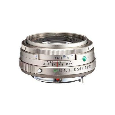 image Lentilles HD PENTAX-FA 43 mmF1.9 Limited Silver Limited, lentille primaire standard, revêtement HD haute performance, revêtement SP, diaphragme rond, corps en aluminium usiné