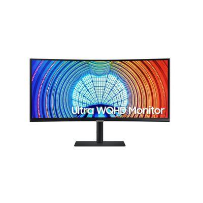 """image Samsung LS34A650UXU 86,4 cm (34"""") 3440 x 1440 Pixels UltraWide Quad HD LED Noir"""