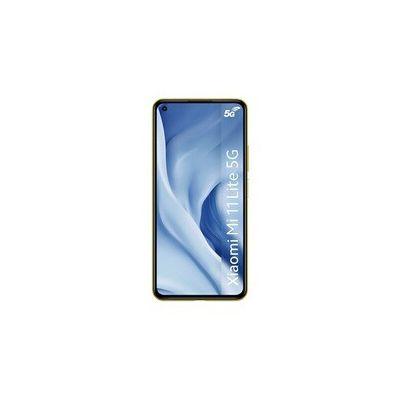 image Smartphone Xiaomi MI 11 LITE 128Go Jaune 5G
