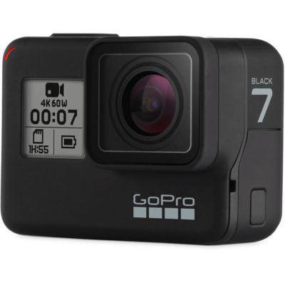 image GoPro HERO7 Caméra Numérique Embarquée Étanche avec Écran Tactile, Vidéo HD 4K, Photos 12 MP