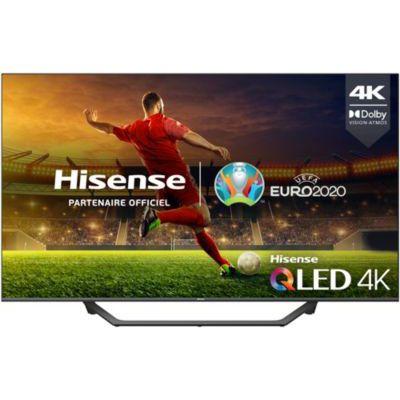 image TV QLED Hisense 55A7G 2021