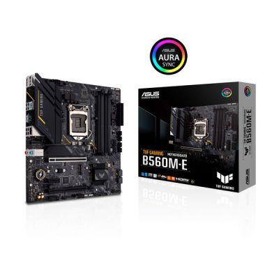 image ASUS TUF GAMING B560M-E Intel B560 LGA 1200 micro ATX