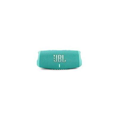 image JBL Charge 5 – Enceinte portable Bluetooth avec chargeur intégré – Son puissant et basses profondes – Autonomie de 20 hrs – Etanche à l'eau et à la poussière – Bleu turquoise