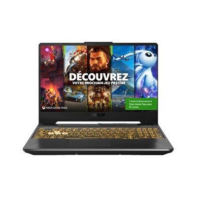 image PC portable Asus TUF Gaming F15 TUF566HC-HN008T
