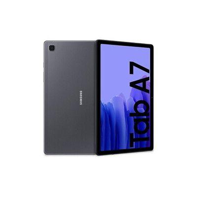 image Samsung Galaxy Tab A7 WiFi - Tablette 32 Go, 3 Go RAM, Gris Foncé (version allemande)