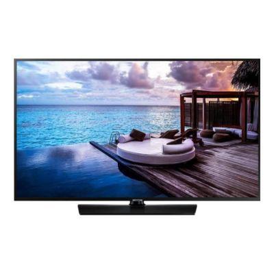 "image Samsung HG43EJ690UB - Classe 43"" HJ690U Series TV LED - hôtel/hospitalité - Smart TV - Tizen OS 4.0-4K UHD (2160p) 3840 x 2160 - HDR - Noir Charbon"